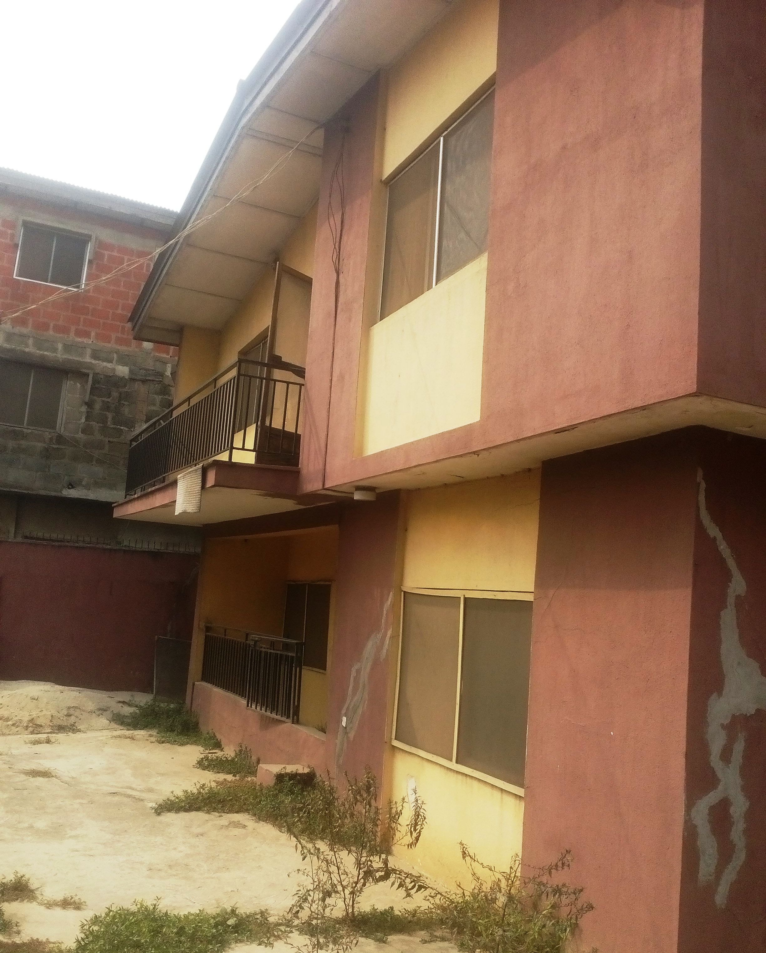 Onakoya Houser for sale Ketu Lagos